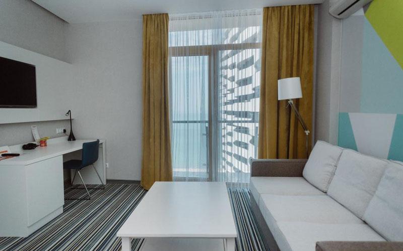 هتل آپارتوتل باتومی