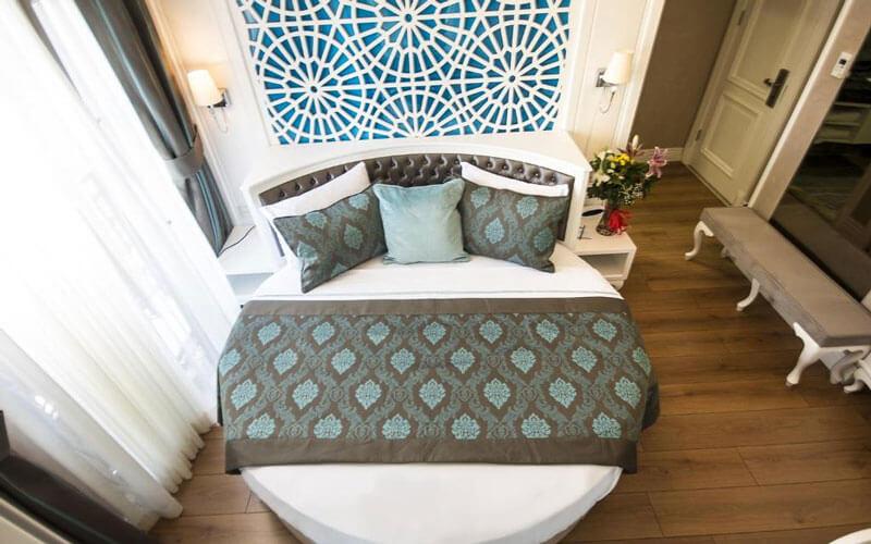 هتل Antusa Palace Hotel & Spa Istanbul
