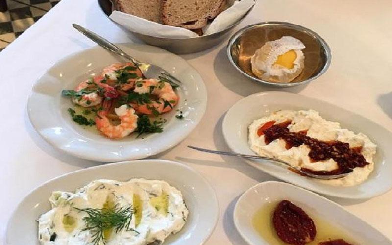 کافه رستوران کاراکوی لوکانتاسی استانبول
