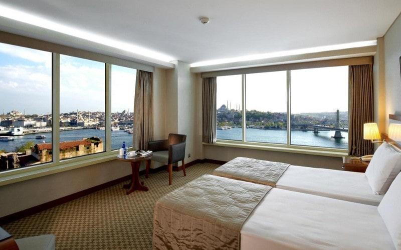 هتل Istanbul Golden City Hotel