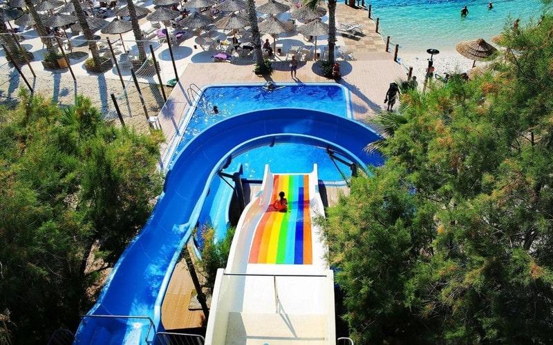 هتل Delta Beach Resort Bodrum