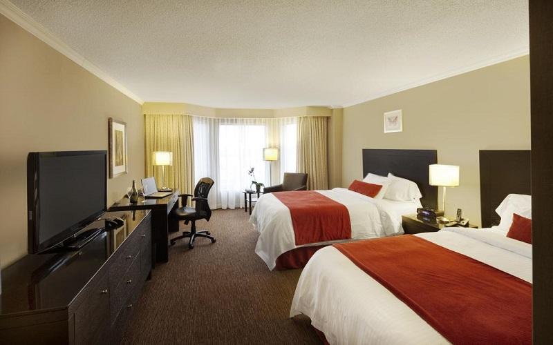 هتل دلتا بای ماریوت تورنتو
