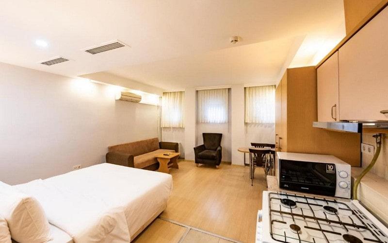 هتل Entes Apart Istanbul