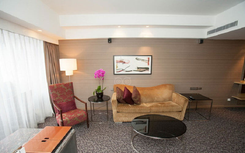 هتل PARKROYAL COLLECTION Marina Bay, Singapore