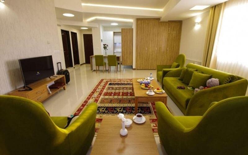 هتل آپارتمان حیات مشهد