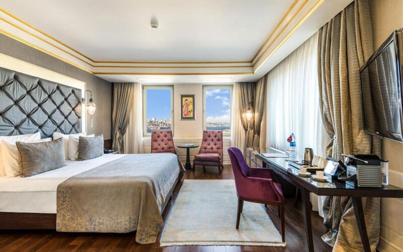 هتل Levni Hotel & Spa