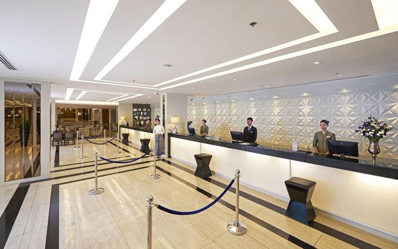 هتل Mandarin Hotel Managed by Centre Point Bangkok