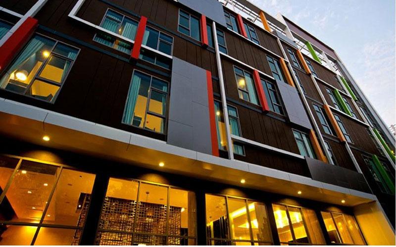 هتل FX Hotel Metrolink Makkasan Bangkok