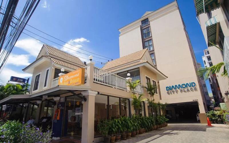 هتل Diamond City Place Pattaya