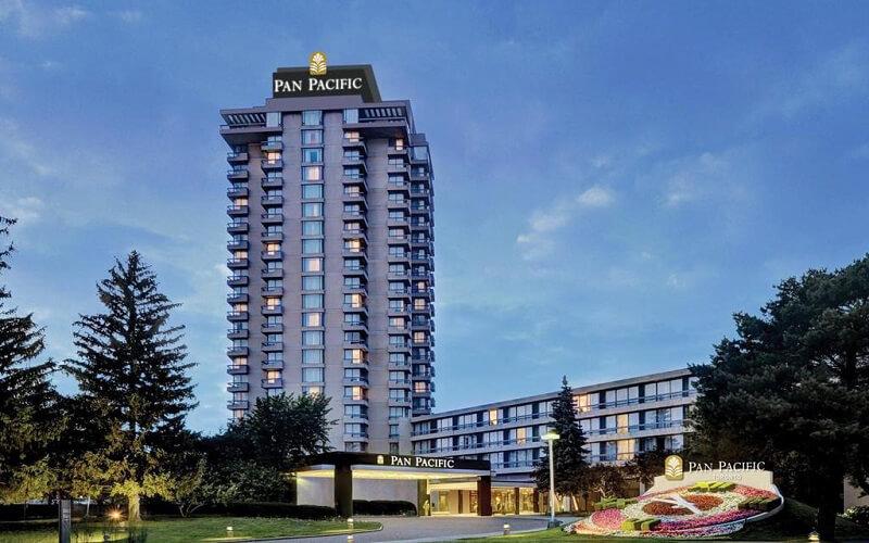 هتل پان پاسیفیک تورنتو