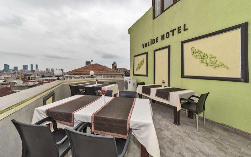 هتل Valide Hotel Istanbul