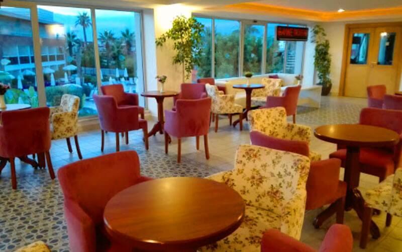 هتل Palm Wings Kusadasi Beach Resort & Spa