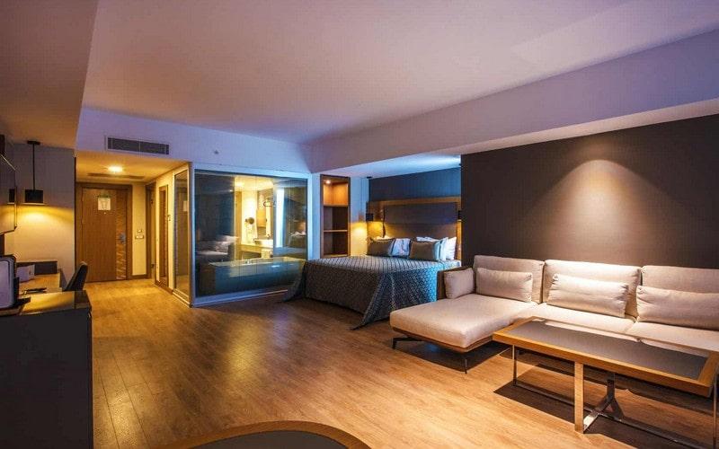 هتل Seven Seas Sealight Elite Hotel Kusadasi