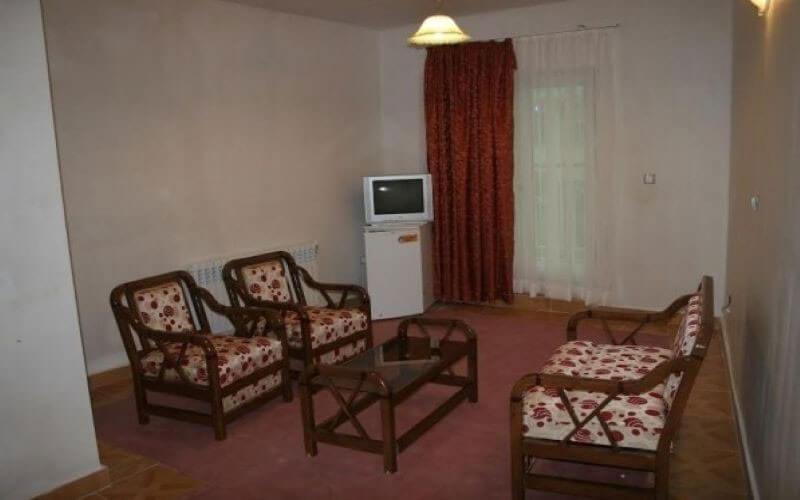 هتل آپارتمان دریا سرعین