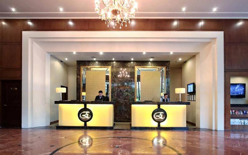هتل The Elizabeth Hotel by Far East Hospitality Singapore