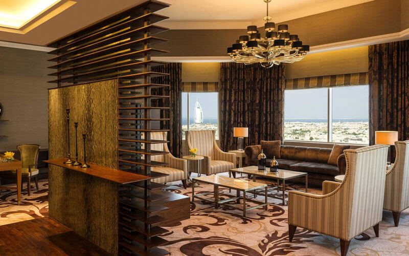 هتل شرایتون امارات مال دبی