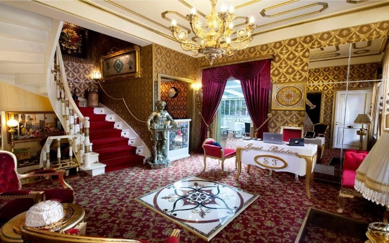 هتل Sultan Tughra Hotel Istanbul