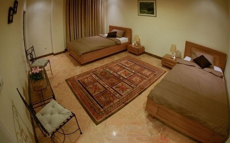 خانه مسافر روزهای طلایی کرمان