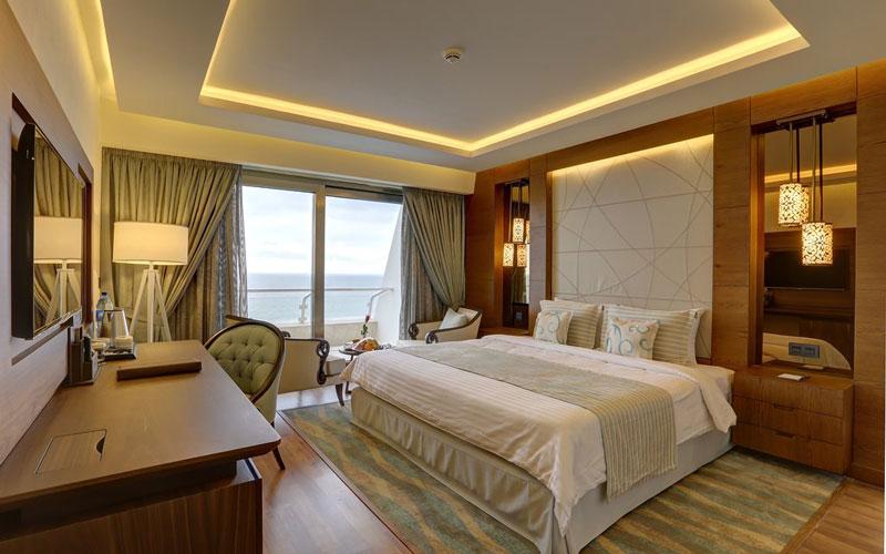 هتل پارسیان آزادی خزر چالوس