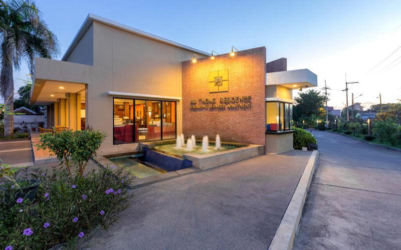 هتل Authong Residence Pattaya