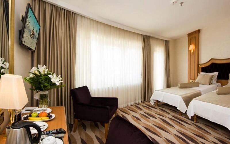 هتل Aprilis Hotel Istanbul