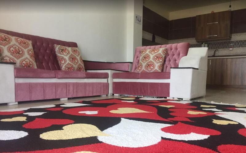 هتل آپارتمان پارسا کلاردشت