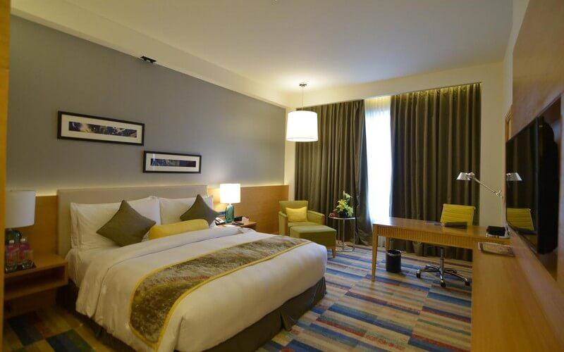 هتل Crowne Plaza Jaipur Tonk Road