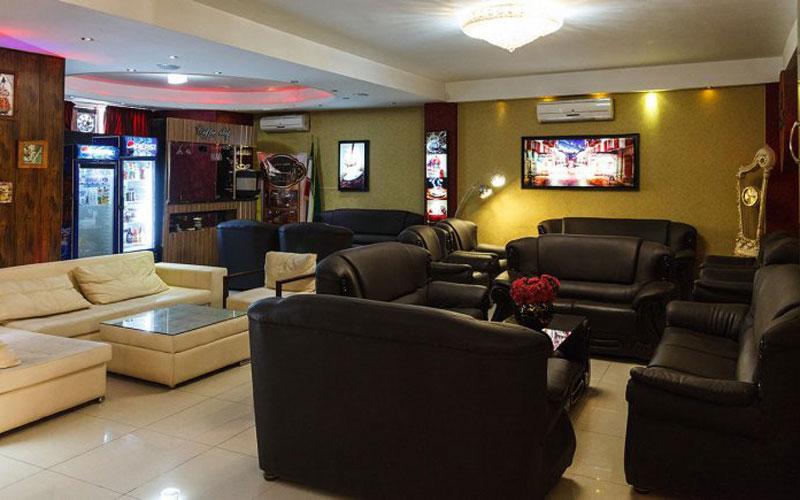 هتل آپارتمان آرین شیراز