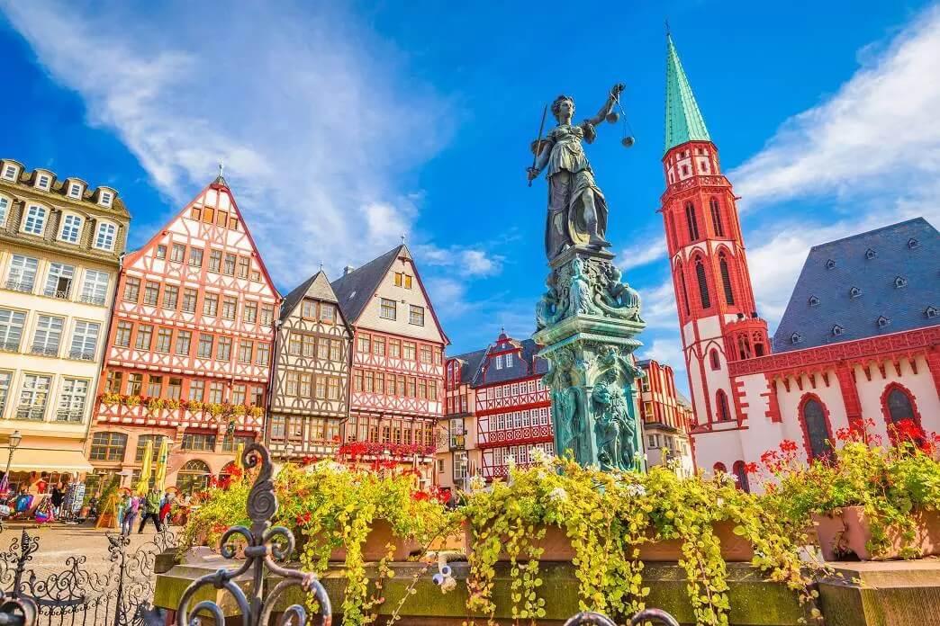 راهنمای سفر به فرانکفورت | صفر تا صد سفر به فرانکفورت