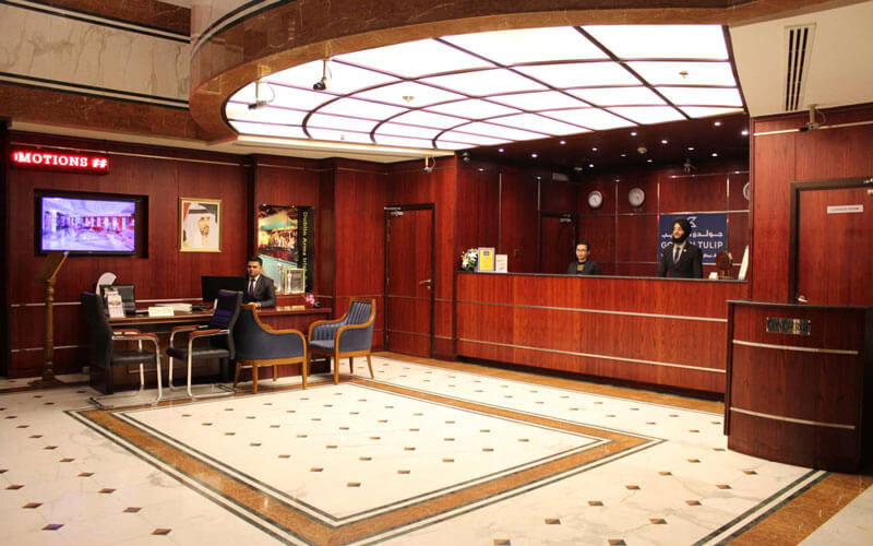 هتل Golden Tulip Nihal Palace Dubai