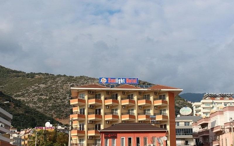 هتل Kleopatra Sunlight Alanya