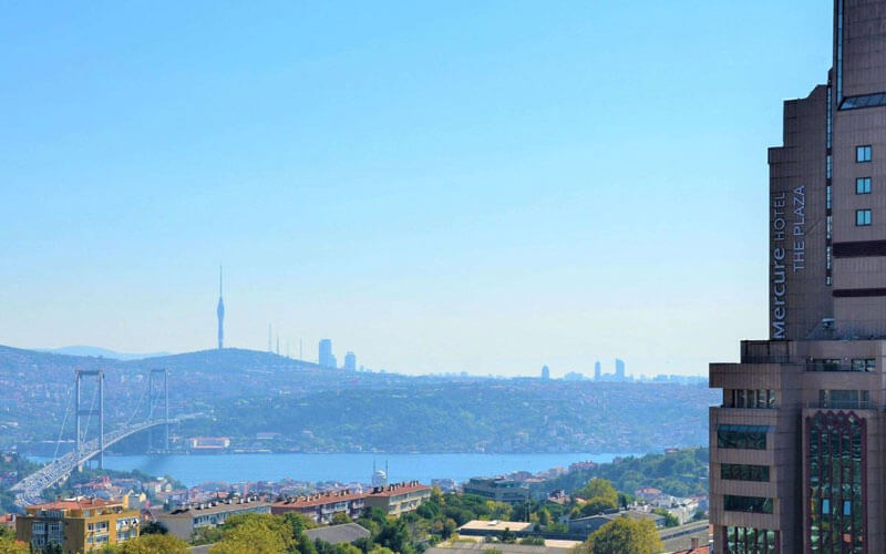 هتل Movenpick Bosphorus Istanbul
