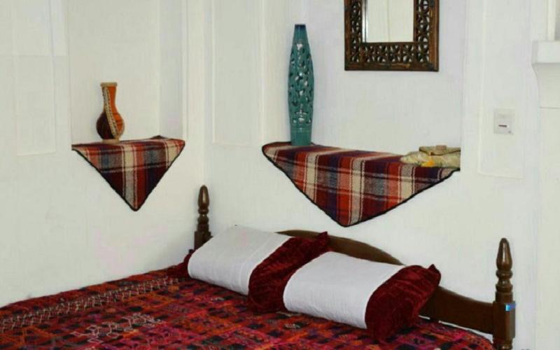 هتل باغ سنتی متولی باشی ماهان