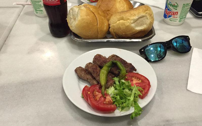 رستوران سلطان احمد کوفته جی سی استانبول