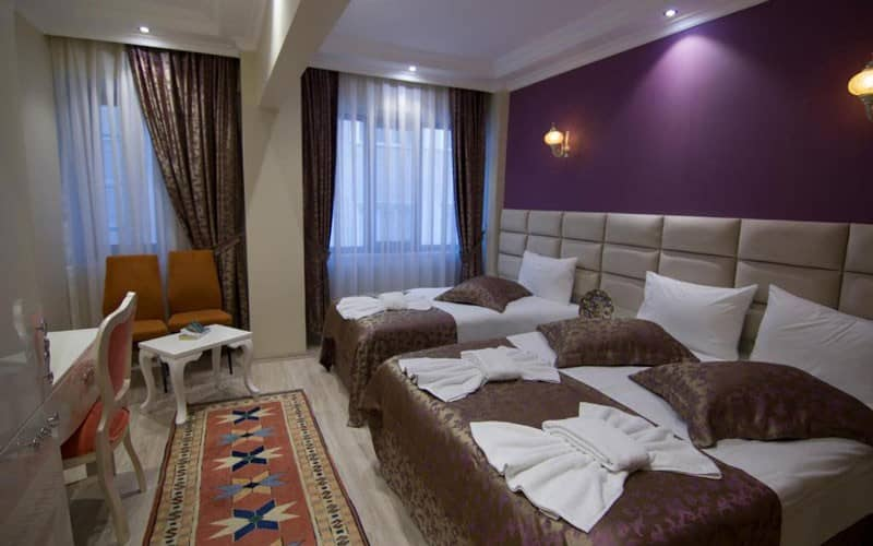 هتل Reyyan Hotel Istanbul