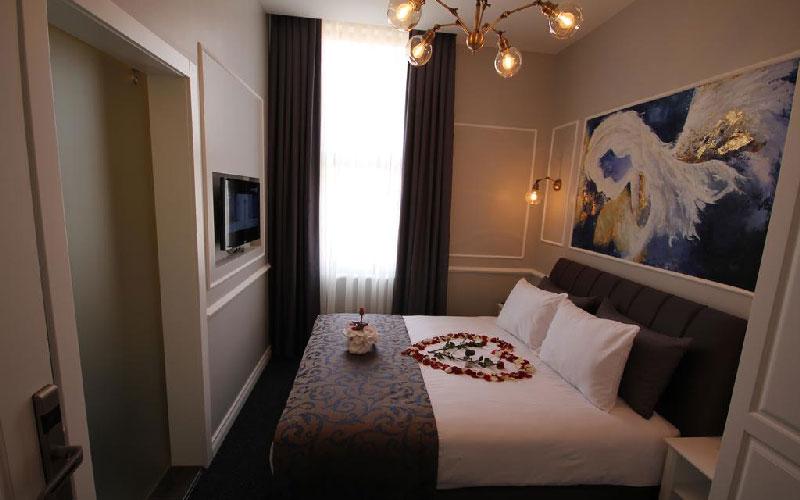 هتل نامپاشا كوناگی استانبول