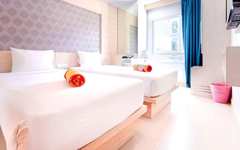 هتل Mirage Express Patong Phuket Hotel