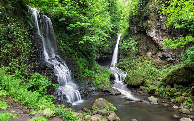 آبشار زمرد تالش
