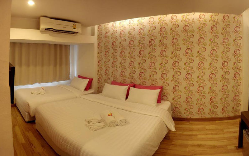 هتل Nantra Silom Bangkok