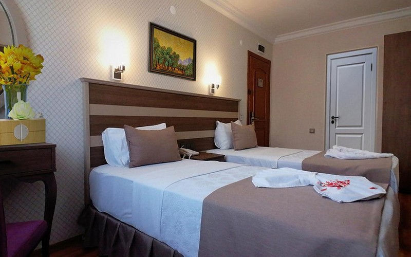 هتل Sembol Hotel Istanbul