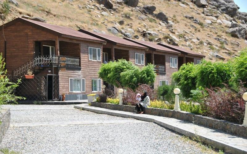 هتل گنجنامه همدان