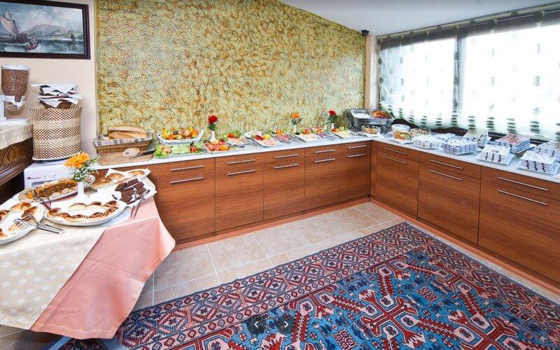 هتل Hotel Kupeli Istanbul