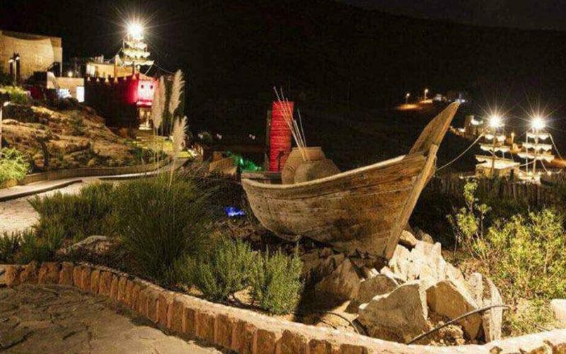هتل هفت دریا شیراز