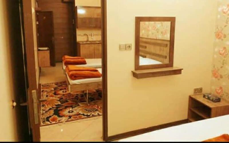 هتل آپارتمان مهتاب مشهد