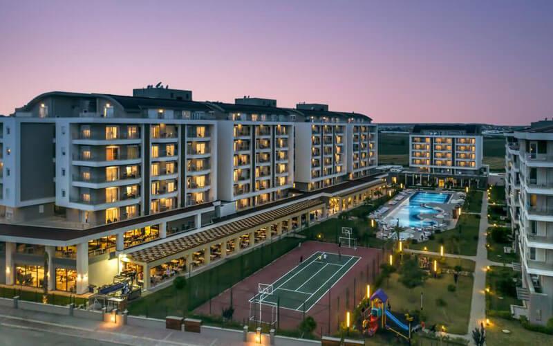 هتل Sherwood Suites Resort Antalya