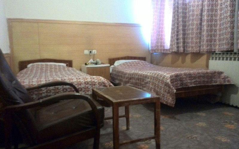 هتل داریوش شیراز