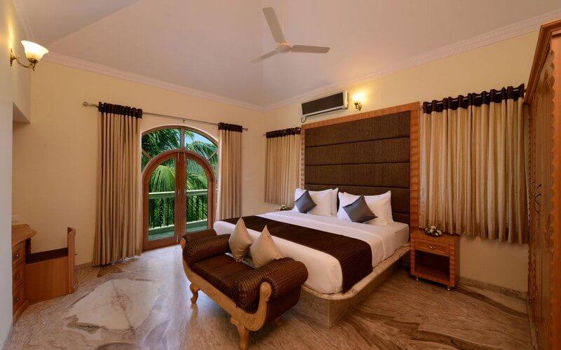 هتل Resort Rio Goa