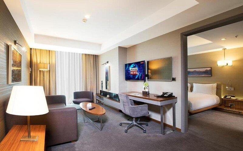 هتل DoubleTree by Hilton Hotel Istanbul - Old Town