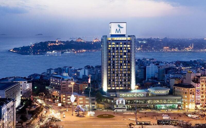 هتل The Marmara Taksim Istanbul