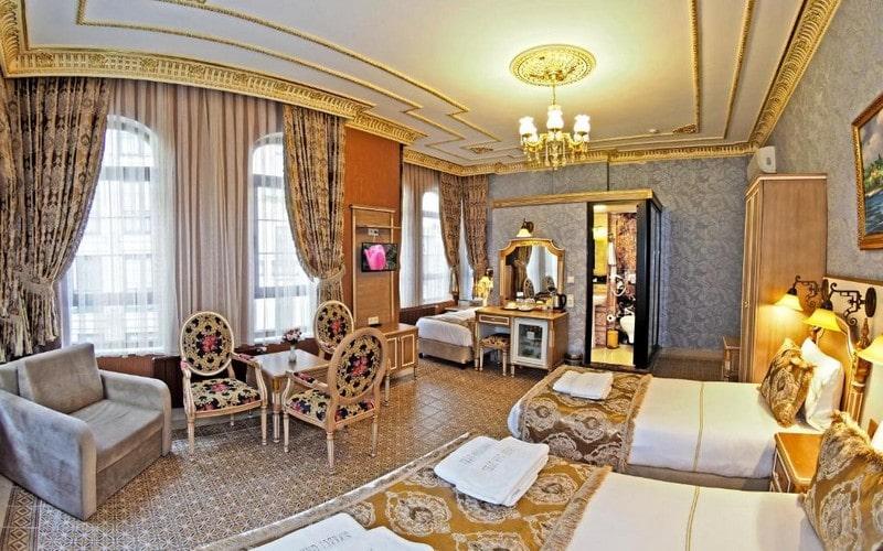 هتل Sirkeci Gar Hotel Istanbul